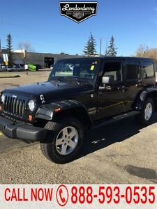 2011 Jeep Wrangler Unlimited 4WD UNLIMITED SPORT