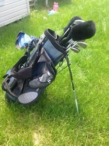 Ensemble Golf Wilson Firestick avec sac Fairway West Island Greater Montréal image 1