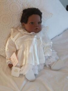 Beautiful rare collectors reborn doll extremely lifelike