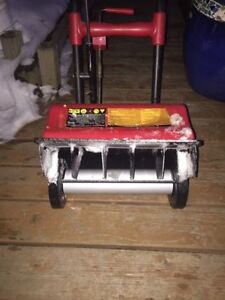 Spectra Tools electric snowblower