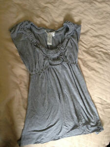 Grey Tank Top Shirt LARGE London Ontario image 1