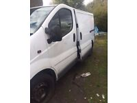 Vauxhall vivaro 2005 Breaking. Parts,engine,gearbox