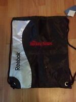 reebok the hockey news bag new with tags