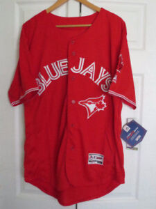 Toronto Blue Jays Jerseys -- New -- Stitched