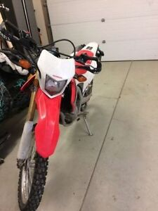 2016 Honda CRF250L for sale