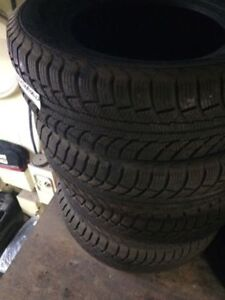 Gislaved NordFrost Winter Tires 225/70/16