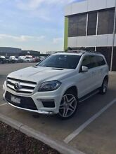 2013 Mercedes-Benz GL500 X166 BlueEFFICIENCY 7G-Tronic + White 7 Speed Sports Automatic Wagon Braeside Kingston Area Preview