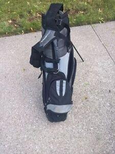 Adams idea golf mens/women stand cart golf club bag, gel strap Windsor Region Ontario image 4