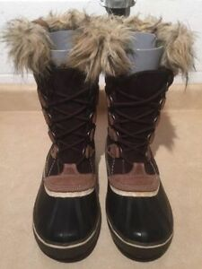Women's Wind River Insulated Winter Boots Size 10 London Ontario image 4