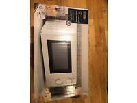 17L. Manual microwave. Mikrofala używana 3 miesiące.