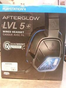 Afterglow PS4 Headphones. We sell used Headphones. (#36449)