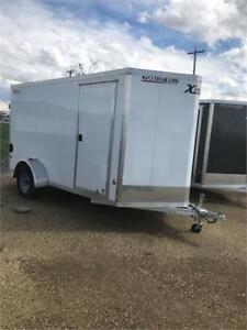 SPRING BLOWOUT!! 6' x 12' XPRESS-DL DuraLite Enclosed Trailer