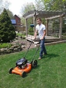 Professional lawn cutting. Small lots to several acres Cambridge Kitchener Area image 2