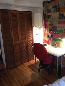Summer sublet for a student in St-Anne