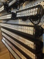 Local LED SHOP light bars and more :)