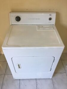 Roper white front load electric dryer EXTRA LARGE CAPACITY