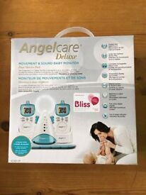 Angelcare Deluxe Movement & Sound Baby Monitor