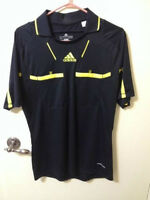 Adidas soccer referee shirt -men's medium