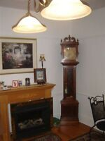 Ithica Grandfather Clock