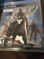 Destiny game for ps3