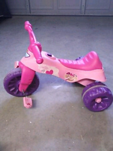 Fisher price tricycle.