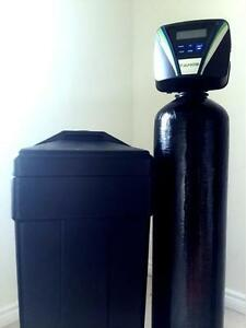  WATER SOFTENER & IRON AND SULFUR REMOVER?