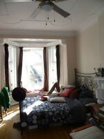 Large room in Beaudry available on July 1st.