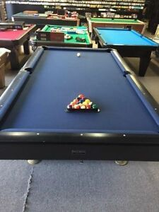 Used Palason Pool Table 4'1/2x9' (delivery & Install included)