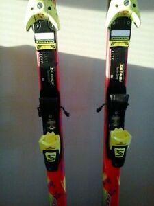 SOLOMON SKIS PACKAGE