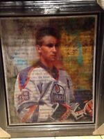 THE GRETZKY STORY / GAME FACE