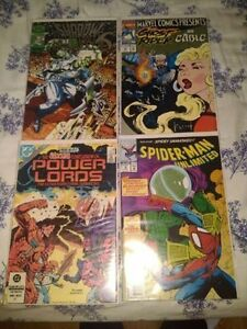 ENTIRE LOT MUST GO! 21 comic books! DC & MARVEL