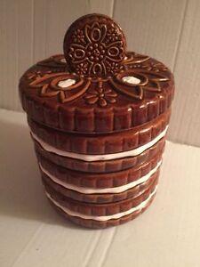 Oreo Cookie Jar - Japan