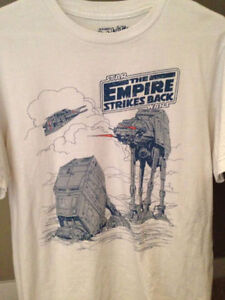 STAR WARS T-SHIRTS-ASSORTED