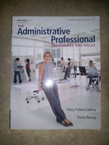 THE ADMINISTRATIVE PROFESSIONAL PROCEDURES AND SKILLS SLC