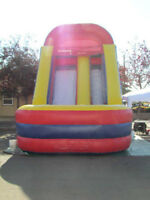 Giant Inflatable Slide for Rent from Kanga Inflatables