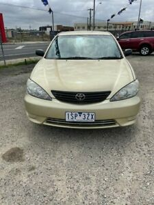 2005 Toyota Camry MCV36R 06 Upgrade Altise Limited Gold 4 Speed Automatic Sedan Morwell Latrobe Valley Preview