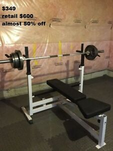 body solid commerical bench rated for 1000 lbs