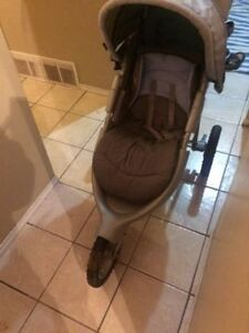 Graco stroller with brake in god condition