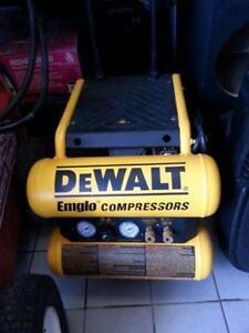 Dewalt Compressor. We sell used tools. (#110799)