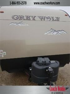 2015 Forest River Grey Wolf 23DBH WHAT A GREAT DEAL!!