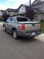 2002 Chevrolet Avalanche Z71 SUV, Crossover. Excellent condition