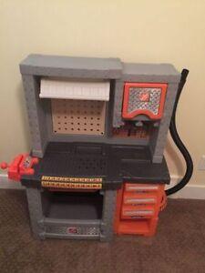 Step 2 Home Depot Work Bench!!