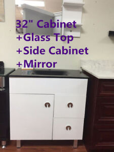 Modern Bathroom Vanities Clearance!