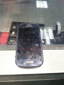 Samsung S3 Mini. We sell used phones.Get a Deal!