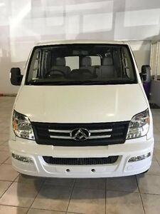 2015 LDV V80 Low Roof SWB White 6 Speed Automated Manual Van Winnellie Darwin City Preview