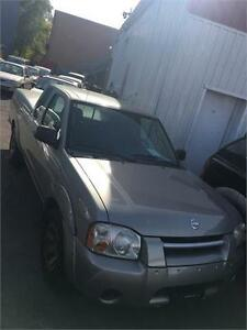 2003 Nissan Frontier 2wd  514-961-9094