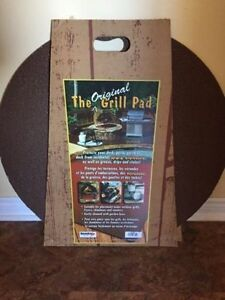 Grill or Fire Pit Pad