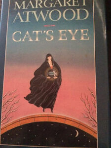 Cat's Eye, by: Margaret Atwood (SIGNED COPY)