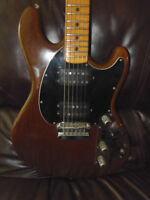 Very rare vintage Musicman Stingray I guitar Fenders ultimate!
