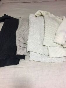 Various Women's Sweaters